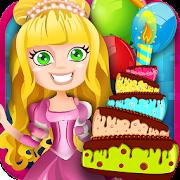 Princess Birthday Baloon Party
