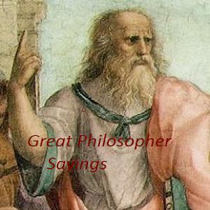 Great Philosopher Sayings