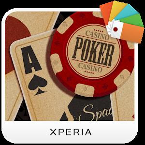 XPERIA™ Poker Theme