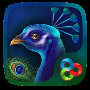 Peacock GO Launcher