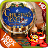 Challenge #113 Christmas Eve Hidden Objects Games