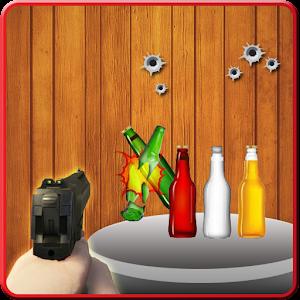 Expert Bottle Shooter