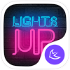 Lights Up theme for APUS