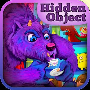 Hidden Object - My Monster!