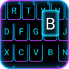 Emoji Smart Neon keyboard