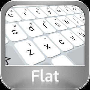 GO Keyboard Flat