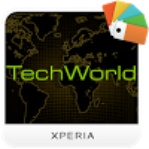 XPERIA™ Techworld Theme