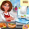High School Cafe Cashier Girl - Kids Game APK icon