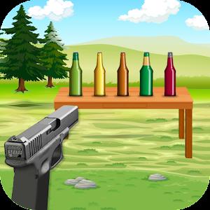 Bottle Shoot 3D APK icon