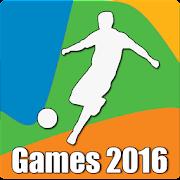 Hombres Fútbol de Rio 2016 APK
