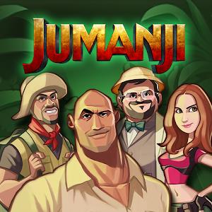 JUMANJI: THE MOBILE GAME APK icon