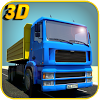 Truck Parking 3D Simulator APK icon