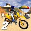 Motocross Beach Jumping 2