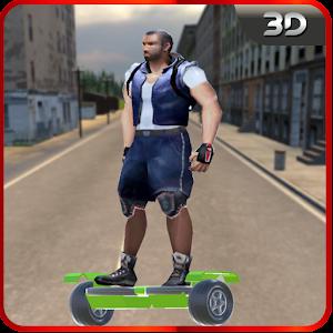 Hoverboard Rider
