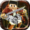 Titan Attack on Block Kingdom APK