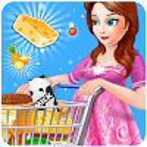 الفتيات التسوق الطعام الألعاب