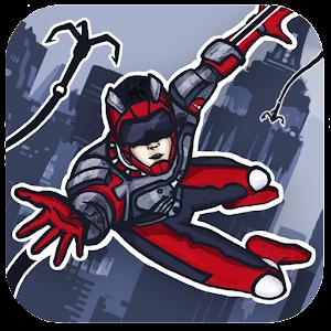 Rope Hero: Crime Busters