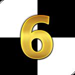 بلاط البيانو 6 (لا اضغط 4)