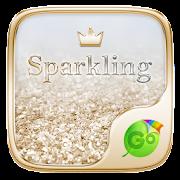 Sparkling GO Keyboard Theme