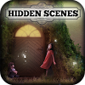 Hidden Scenes - Fairies Trails
