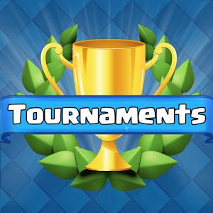 Open Tournaments: CR - Clash Royale APK icon