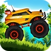 Jungle Monster Truck للأطفال APK