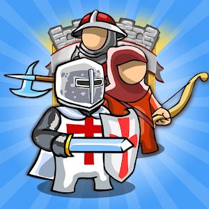 Crusader Defense - Towers war