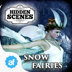 Hidden Scenes - Snow Fairies