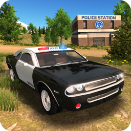 Police Car Driving Offroad APK