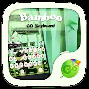 Bamboo GO Keyboard Theme Emoji