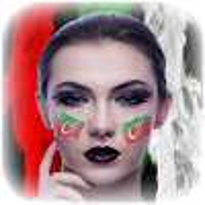 PTI Face Flag