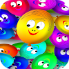 Colorful Smiley Live Wallpaper
