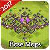New Base Maps for COC 2017 APK icon