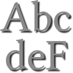 Clean Fonts for FlipFont® free APK