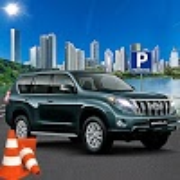 Prado Parking Adventure 2017: Best Car Games APK icon