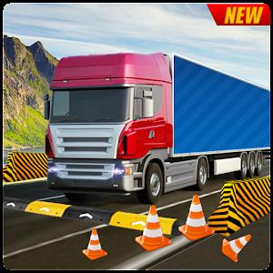 Euro Truck Mountain Drive 3D