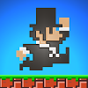 Super Mega Runners:Stage maker Create your mario