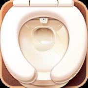 """100 Toilets """"room escape game"""""""