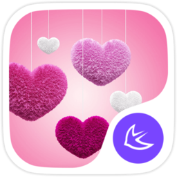 Closer Hearts theme for APUS APK