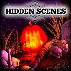 Hidden Scenes - Halloween Time