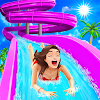 Uphill Rush Water Park Racing APK icon