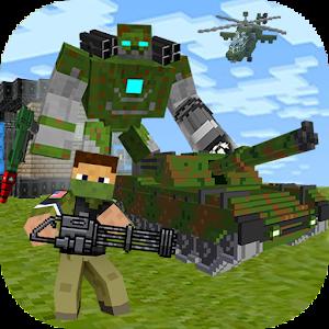 Block Soldier War Games