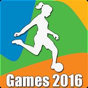 Mujeres Fútbol de Rio 2016 APK