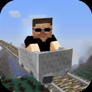 Minecart Minecraft Racer Adventures