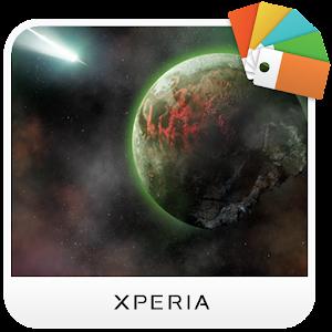 XPERIA™ SciFi Theme