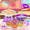 Donuts cooking games APK