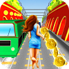 Princess Subway Surf Run