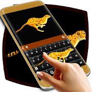 Black Cheetah GO Keyboard