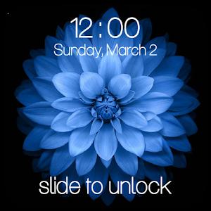 OS8 Lock Screen - Passcode