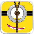 Minion Zipper Lock Screen APK